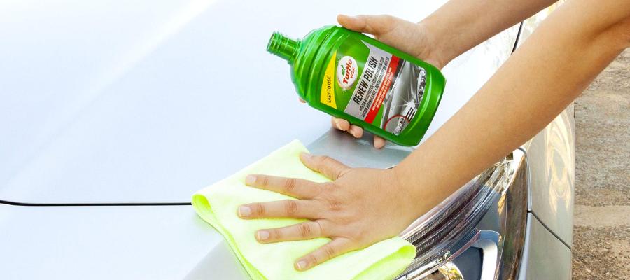 Turtle Wax Renew Polish
