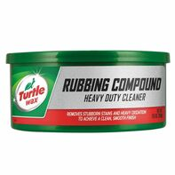 Turtle Wax Rubbing Compound Heavy Duty Cleaner